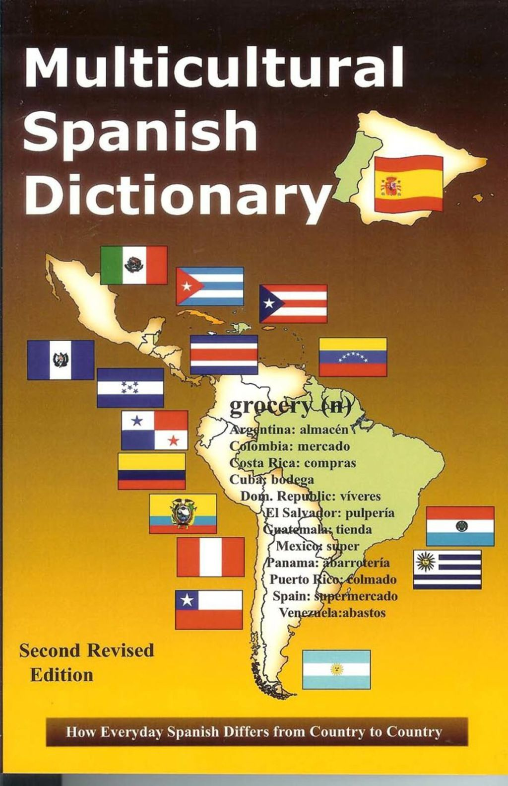 Multicultural Spanish Dictionary Ebook