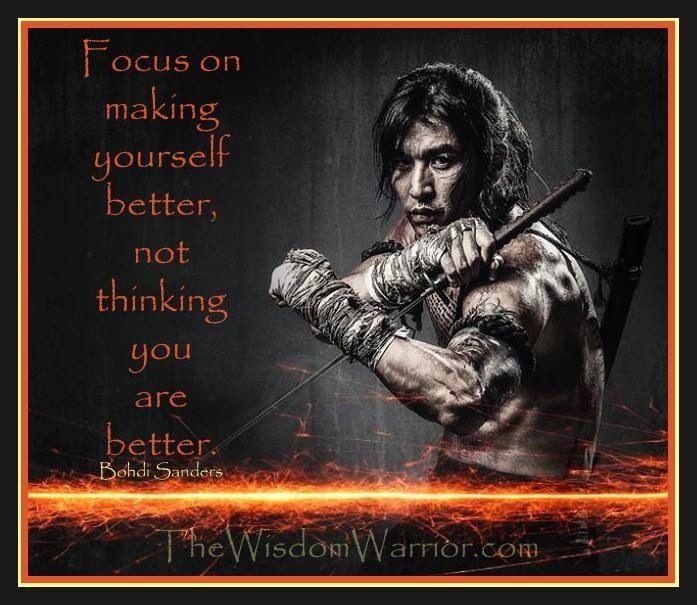 Humility, bushido. Martial arts quotes Martial arts