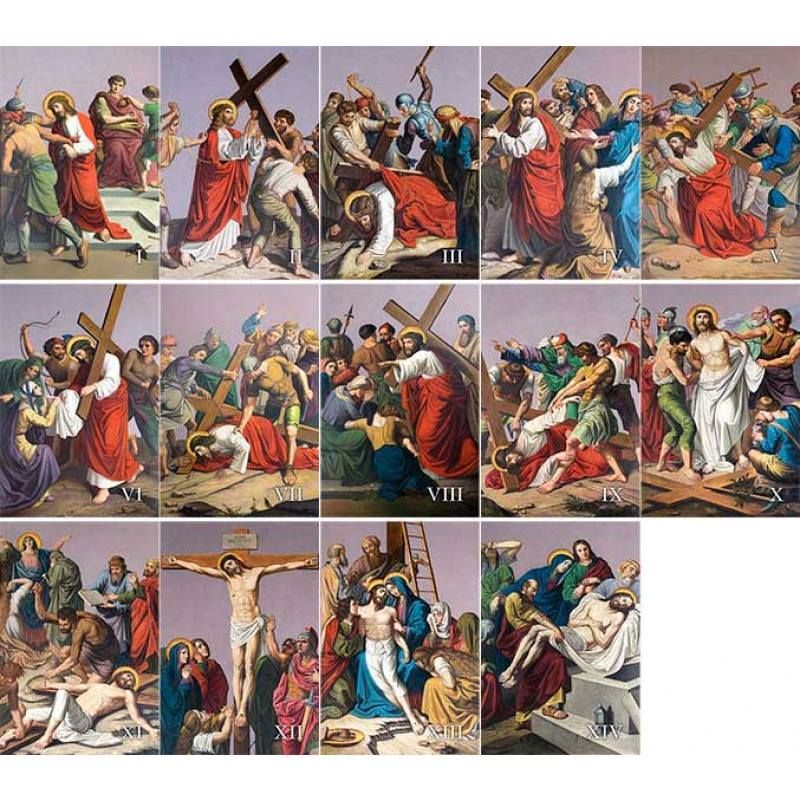 Stations of the Cross Way of the cross, Stations of the