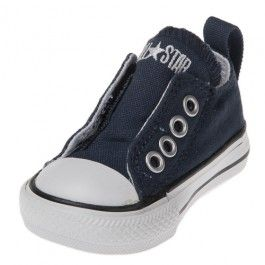 0e7d6cec308cf6 The Navy Converse Toddler 722411 is a great shoe that allows an easy on off  feature