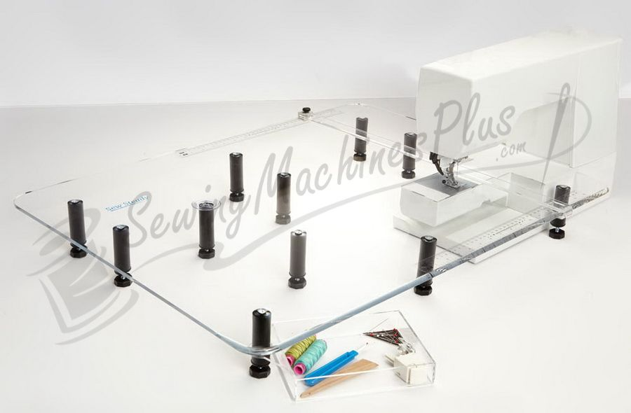 The Giant Sew Steady Extension Table Is A 40in X 40in Extension Amazing Dreamworld Extension Tables For Sewing Machines