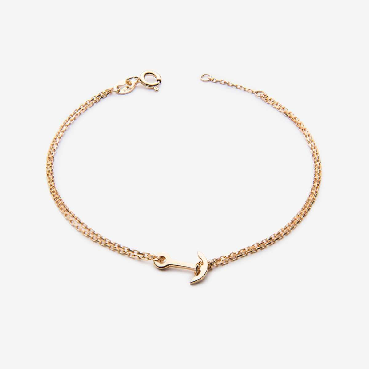 o city bracelet women gold brick x