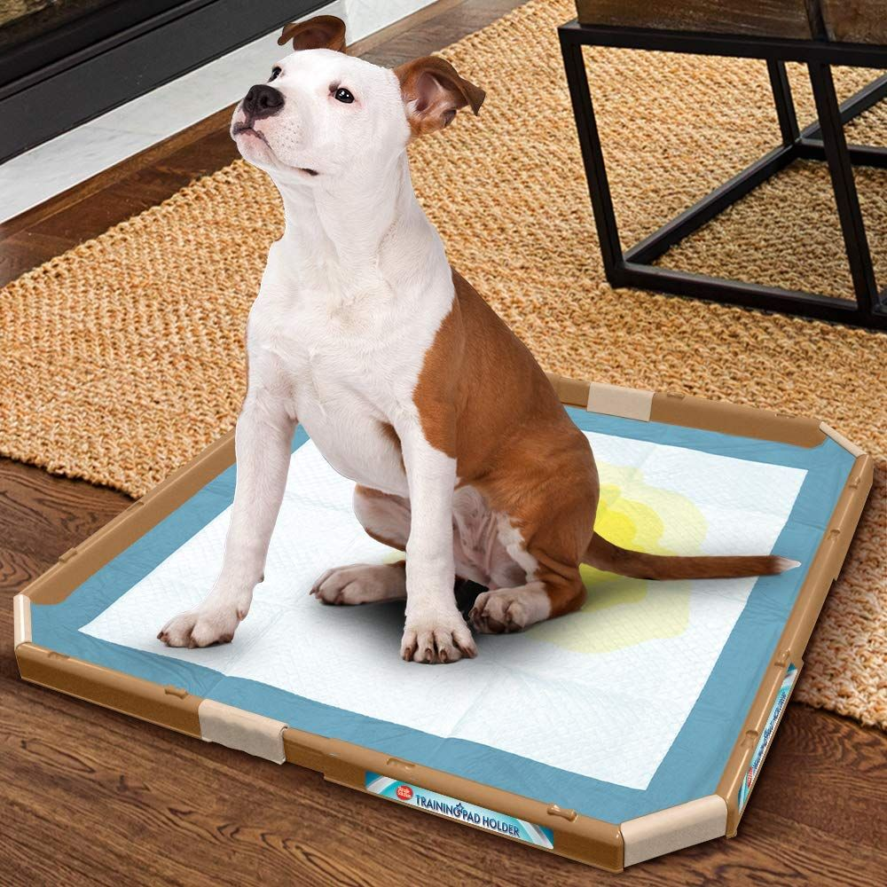 Simple Solution Dog Training And Puppy Pad Holder Fits Regular Or