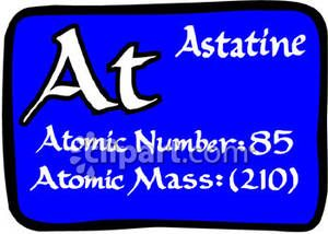 Astatine geek out pinterest royalty free clipart astatine urtaz Image collections