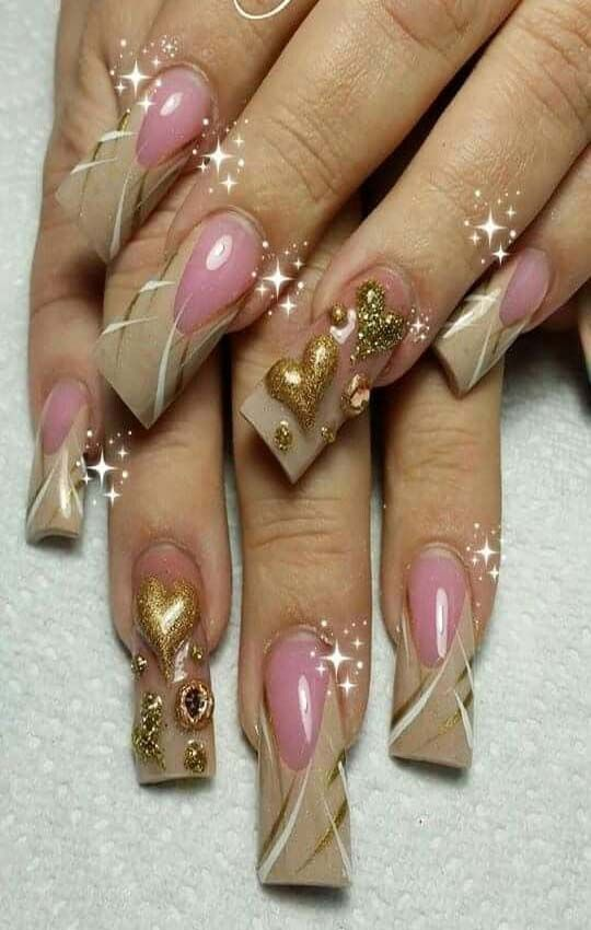 Amazing nail art 2018   Nail Art   Pinterest   Amazing nails and ...