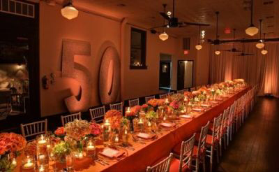 50th Birthday Party Decorations For Formal Dining #50thbirthdaypartydecorations
