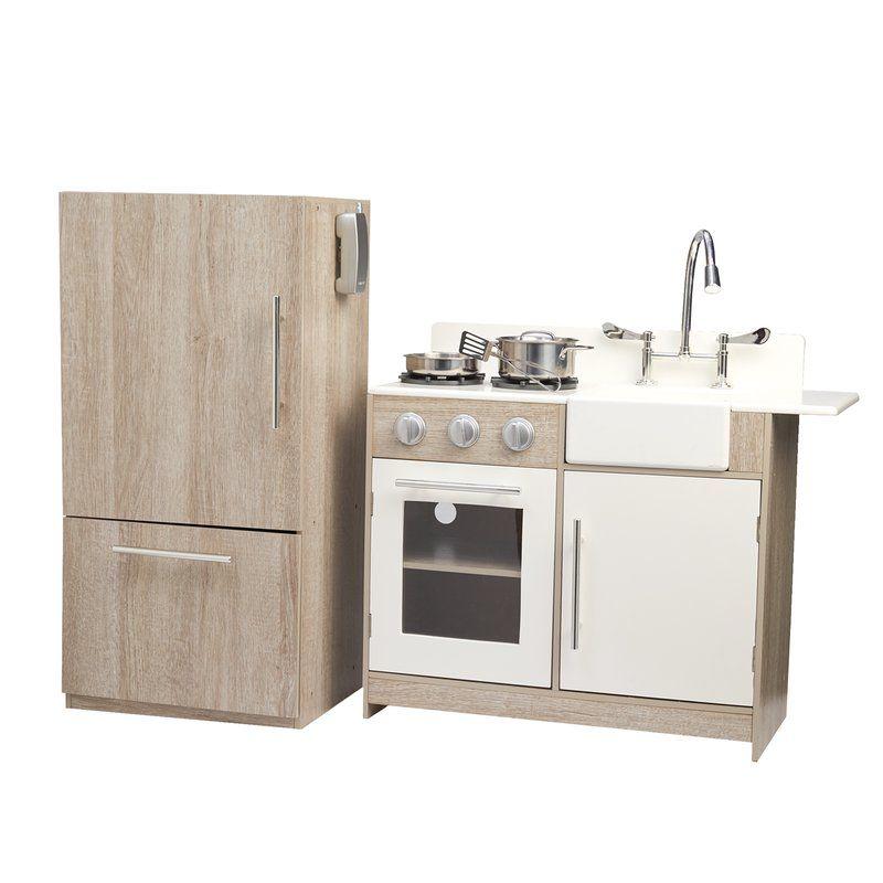 2 Piece Soho Big Play Kitchen Set in 2019 | Play kitchen ...