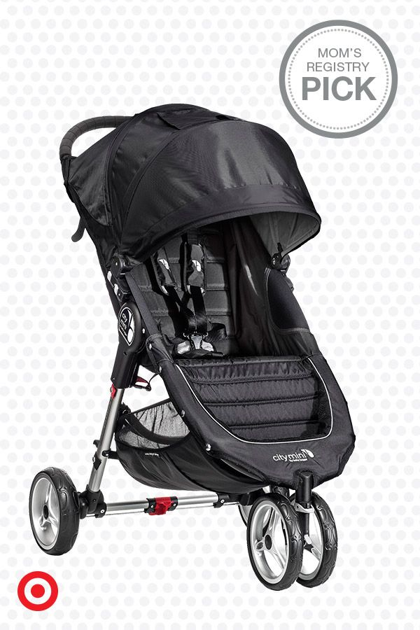 A Mom S Registry Pick The City Mini Stroller By Baby