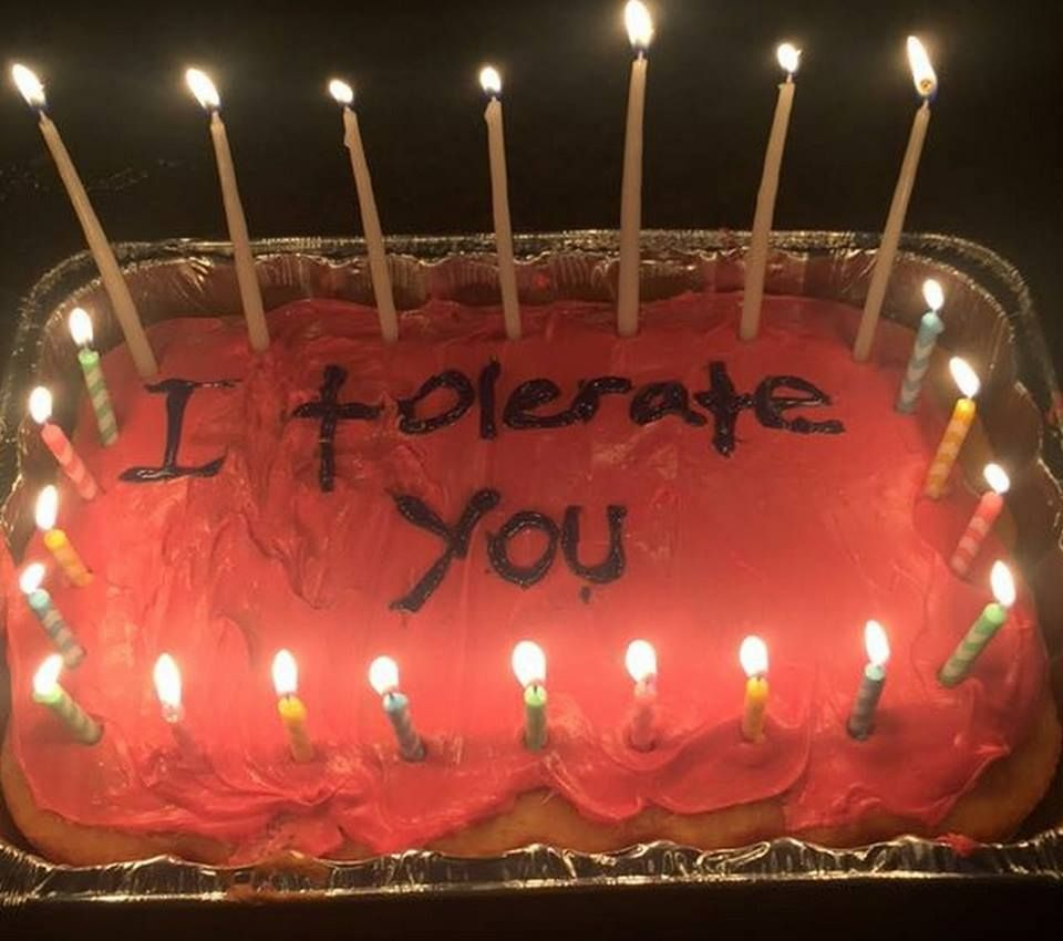 Funny Anniversary Or Valentine S Day Cake Idea Best Friend