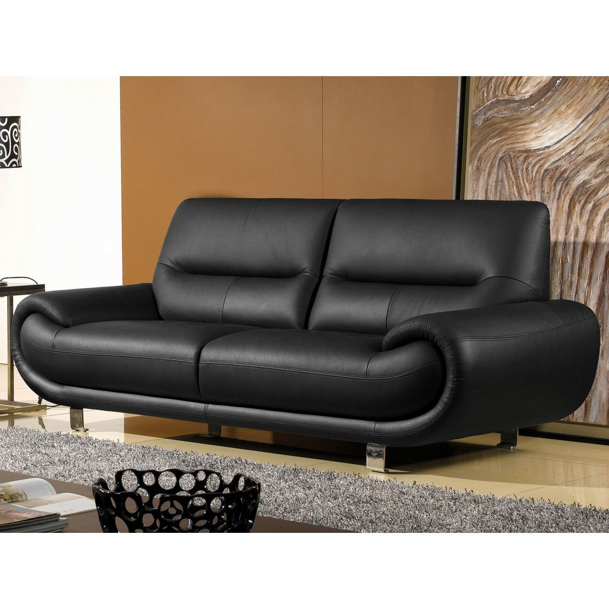 Canape Cuir 3 Places Angie Taille 3 Places Canape Cuir