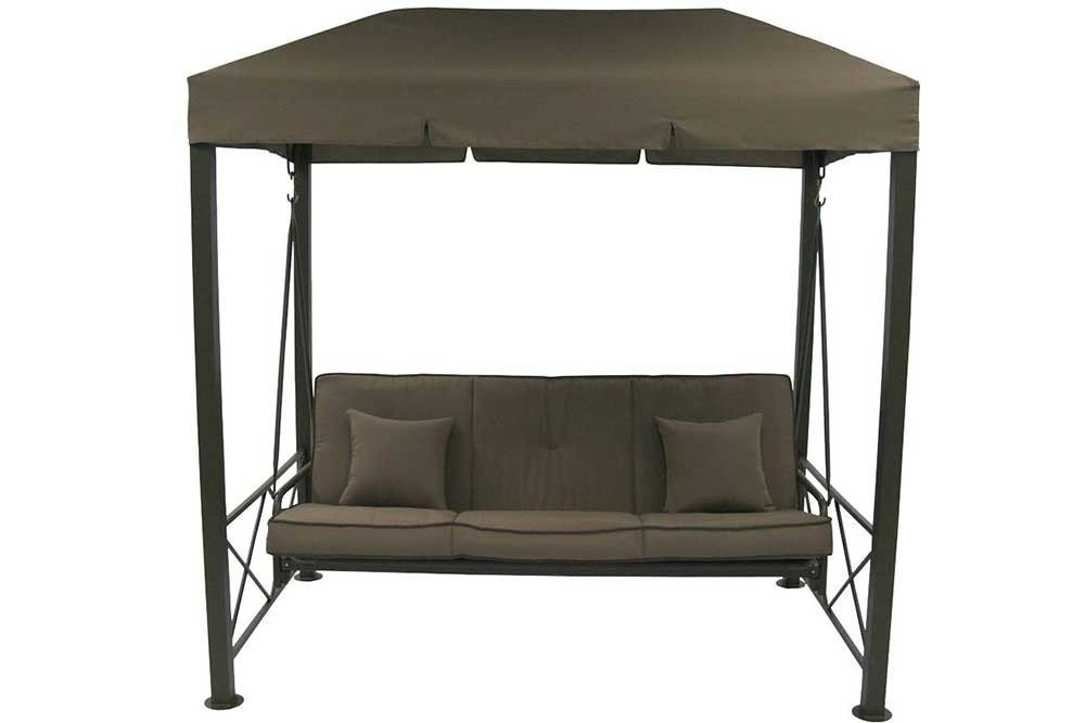 Target 3 Person Patio Swing Cushions Complete Set 159 00
