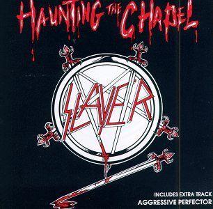 Slayer Album Covers | The Chapel Album Cover, Slayer Haunting The