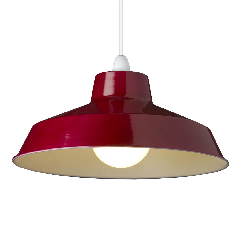 Small dual fitting pluto metal lighting pendant shades burgundy small dual fitting pluto metal lighting pendant shades burgundy aloadofball Choice Image
