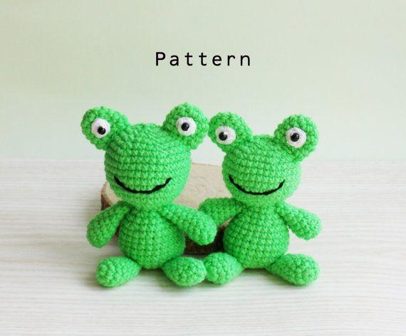 Easy Crochet Animals Amigurumi : Eden is only a dream away cute crochet jellyfish amigurumi pattern