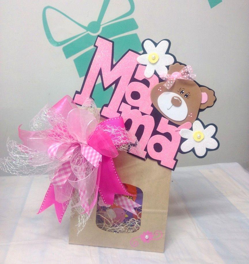 Dia de la madre manualidades cajas de regalo decoradas - Regalos navidad mama ...