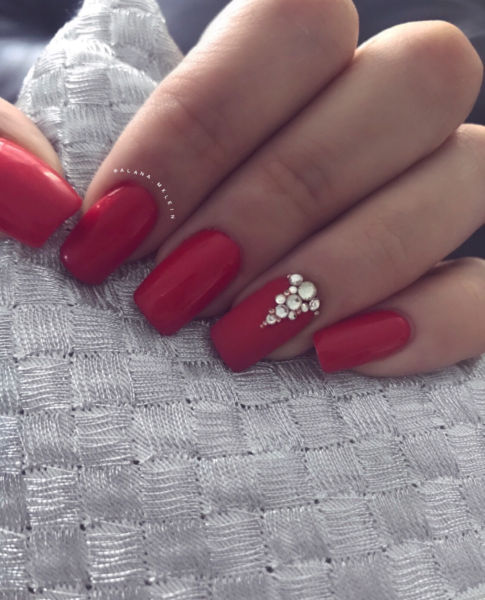 Christmas Nail Art Ideas+149 Easy Designs for Holiday