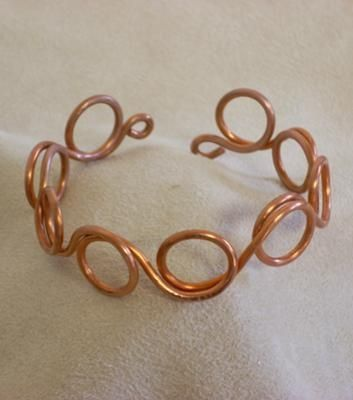 This Is Made From Electricians Wire Found At Your Regular Home Depot So Much Er Then The Crafts S
