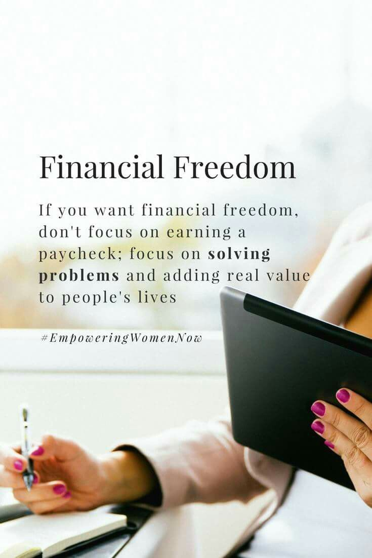 10 quotes that will inspire women to become financially independent