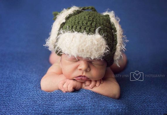 Colorado Hat for Babies - Newborn to 12 months (Ready to ship)