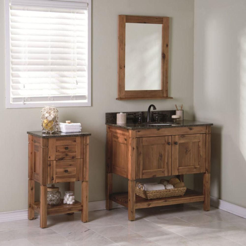 d decorators home vanity bath w top in granite rustic with pin x natural collection bredon
