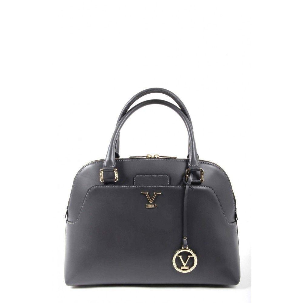 ... Dark Grey ONE SIZE Versace 19.69 Abbigliamento Sportivo Srl Milano  Italia Womens Handbag C151-52 ... 213d8acd2ccf3