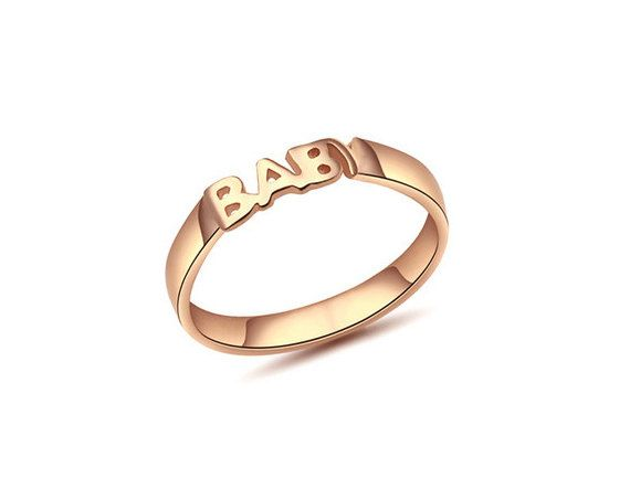 Handmade name ring  Personalized 925 Sterling Silver by diyjewerly, $29.99