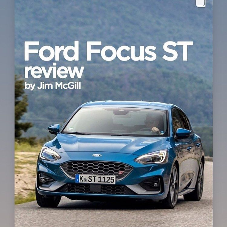 Now You Can Read My Review Of The Excellent New Ford Focus St On