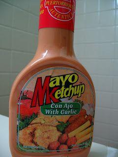 San Juan, Puerto Rico: Mayoketchup: THE Puerto Rican condiment