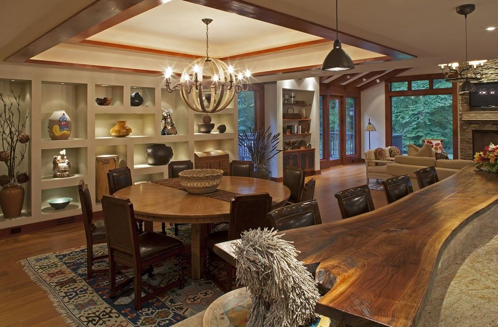 Lavish dining room trends today Get relaxed in one of the finest
