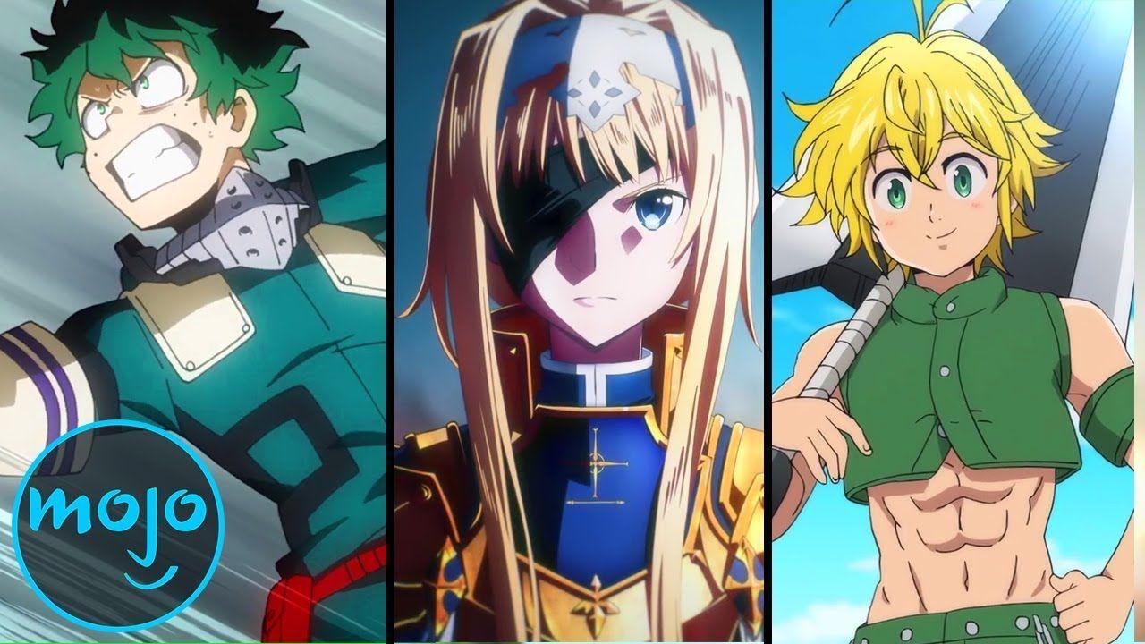 Top 10 Anticipated Anime of Fall 2019 YouTube Anime
