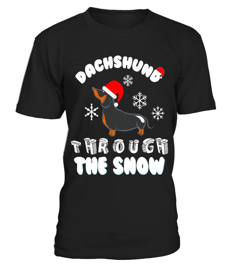Nice Wedding Gift Ideas: Cute Dachshund Dog T Shirt. Great Gift For Dog Lover