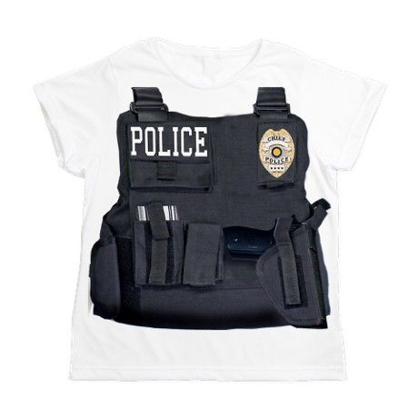 2d66cd2e1 Police Costume Womens All Over Print T-Shirt on CafePress.com for parents