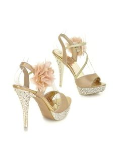 Fashion All-matched Flower Sandals
