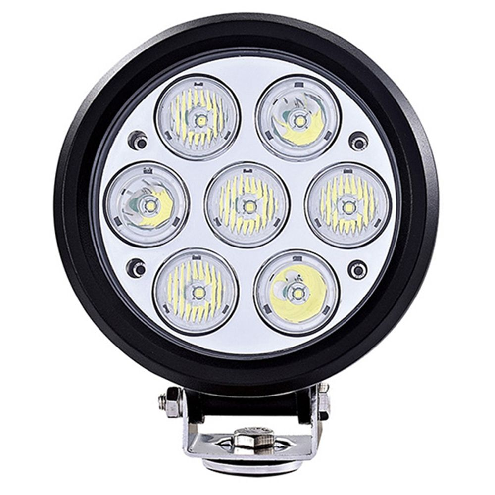 70w Led Work Light 5950lm 7inch Led New Offroad Super Powerful Led Light Bar 12v 24v Truck Suv Atv 4wd 4x4 Led Bar Lam Led Work Light Bar Lighting Car Lights