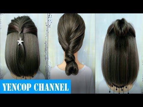 Como Hacer Trenzas Faciles y Bonitas & Peinados Faciles   Yencop Channel – Peinados facile