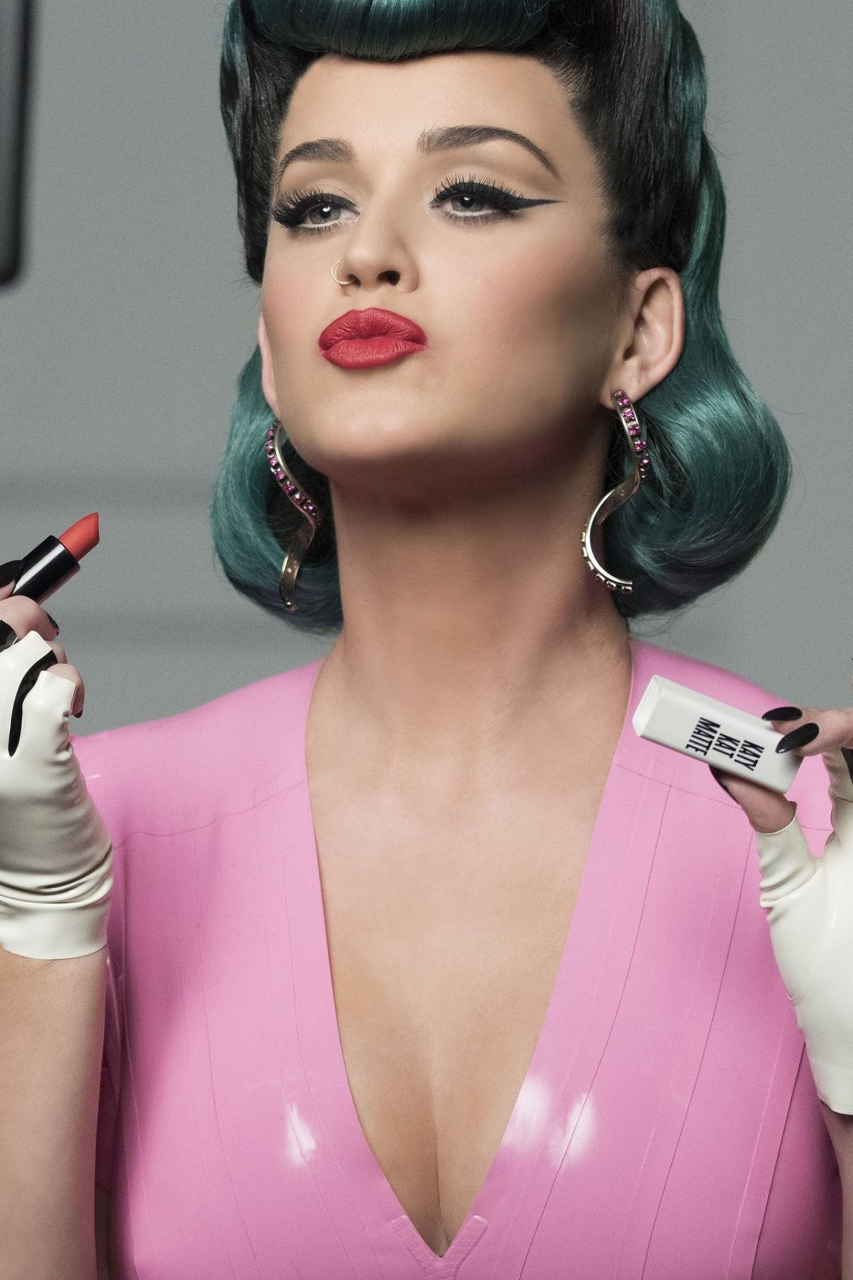 KATY PERRY - New Covergirl Katy Kat Collection Campaign ... Katy Perry