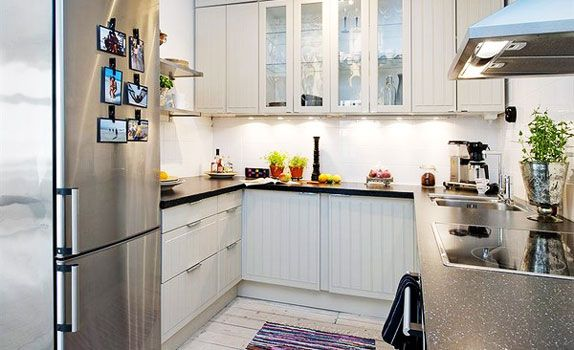Apartment Kitchen Ideas Mesmerizing Design Review