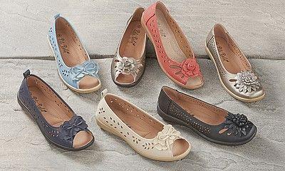 64fa1aa28 Ladies Pili Pala Shoes | Fashion Steps: Shoes 21st Century III in ...
