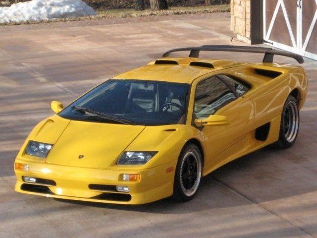 Cool Lamborghini: 1999 Lamborghini Diablo SV Pictures hot ...
