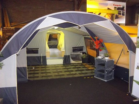 C&lair S Trailer Tent | Easy Erect 4 Berth & Camplair S Trailer Tent | Easy Erect 4 Berth | Trailer Tents ...
