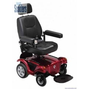 Rascal Turnabout 312 Powerchair Power Chair Chair And A Half Chair