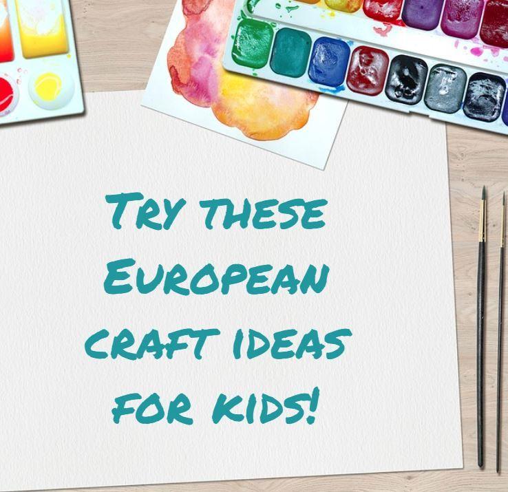 Homemande Christmas Gifts 2020 European inspired craft ideas for kids   Kids, Crafts, Inspiration