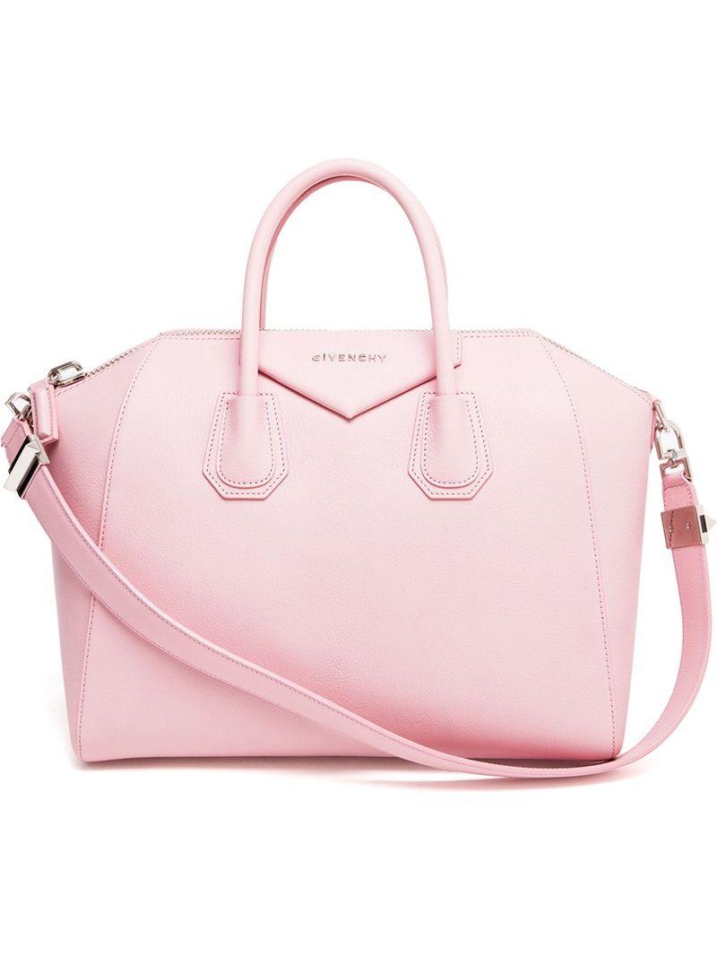 Givenchy Antigona Grained Leather Tote Bag