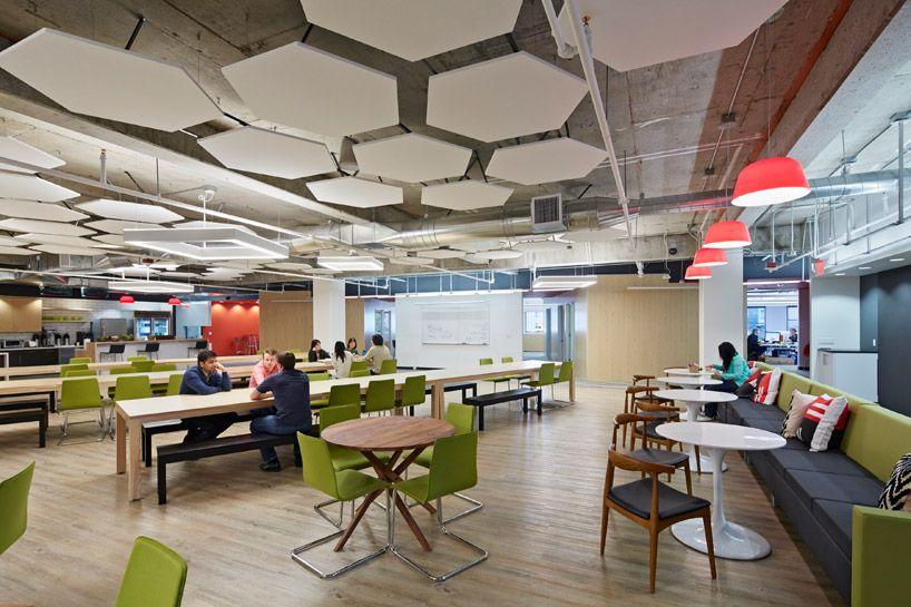 Inside Squaretrade S San Francisco Office Office Interior Design