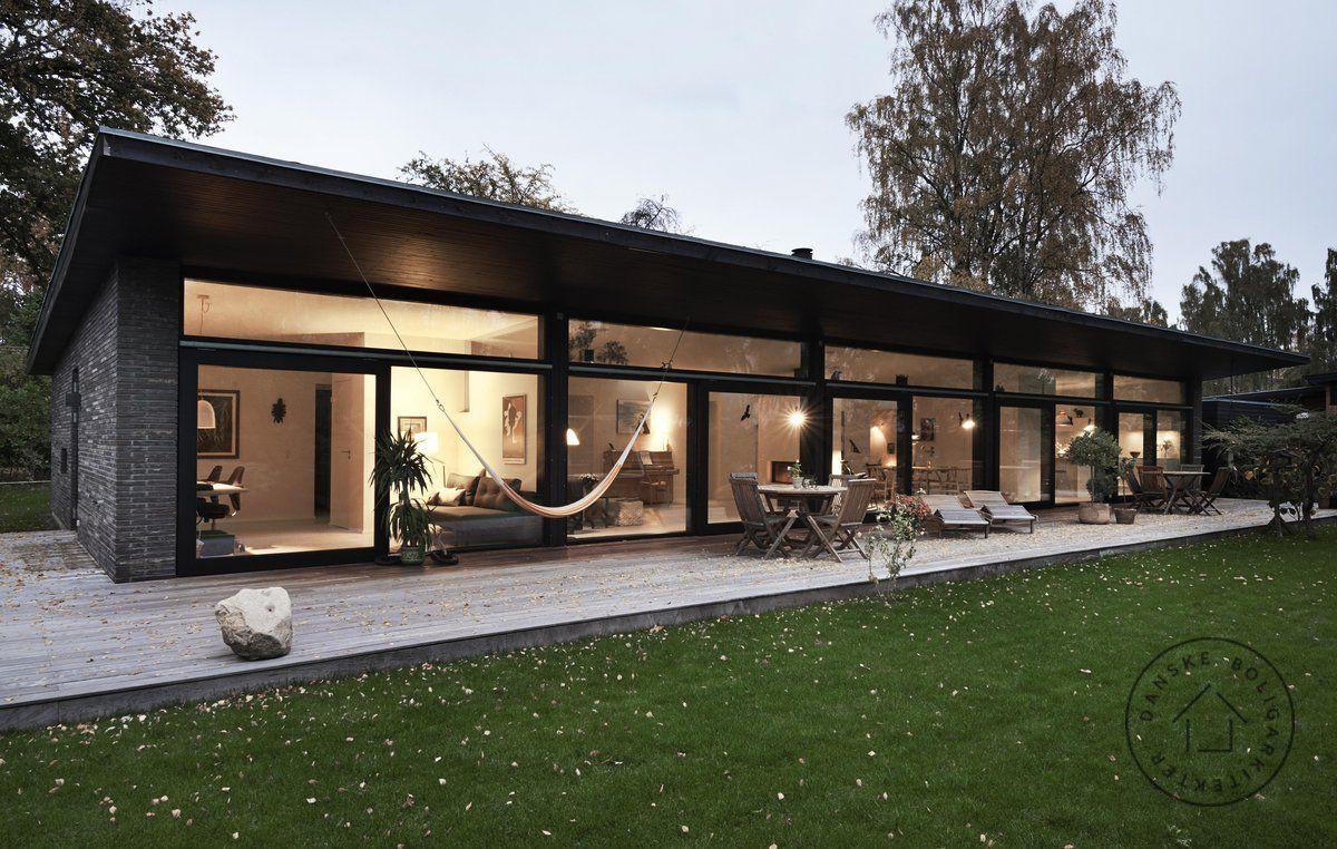 Arkitektens opgraderede typehus | Hus - House