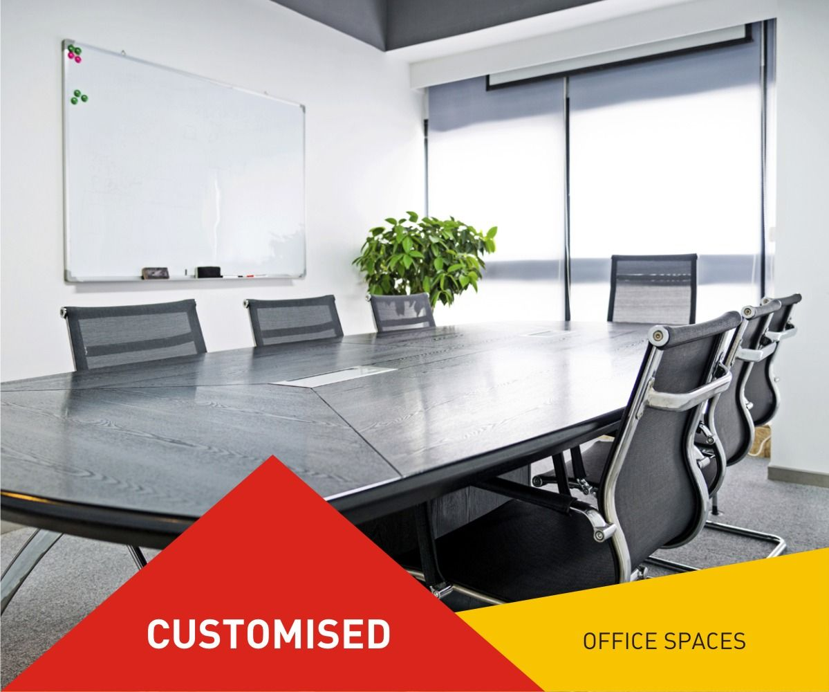 Customized Office Spaces To Suit All Your Work Needs