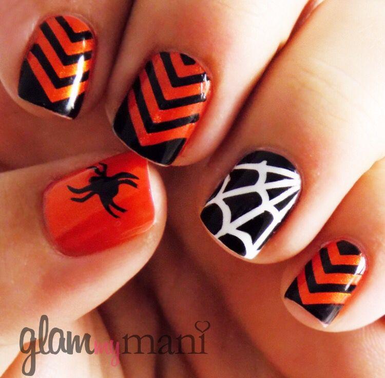 Halloween Nail Vinyl Variety Pack | Nails, Halloween nails ...