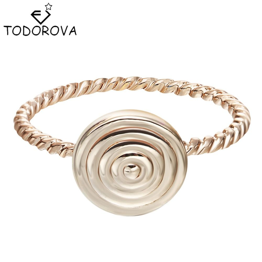 Todorova Vintage Accessories Inca Spiral Twisted Love Valentine's Toe Ring Minimalist Jewelry Midi Ring for Girls Gift Discount