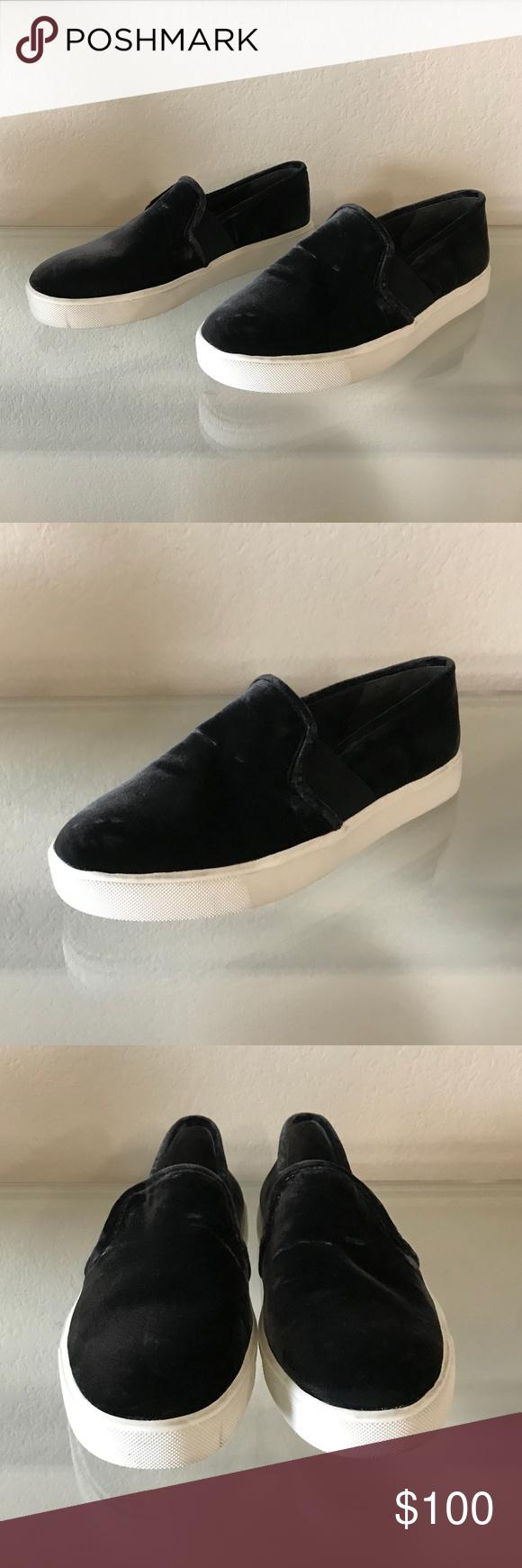 VELVET SNEAKERS VINCE Shoes Sneakers