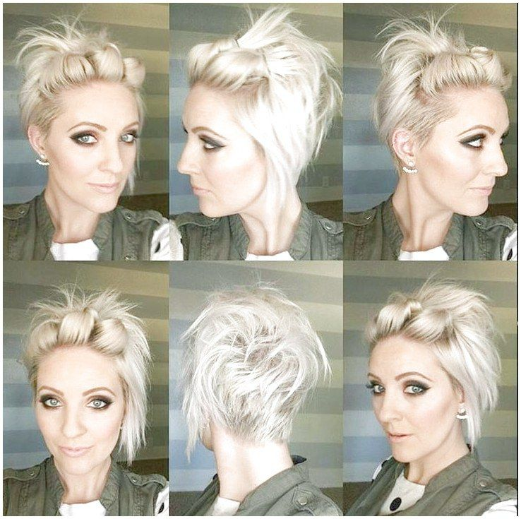 27+ Haircuts for growing out undercut female trends
